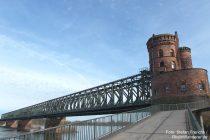 Oberrhein: Südbrücke in Mainz - Stefan Frerichs / RheinWanderer.de