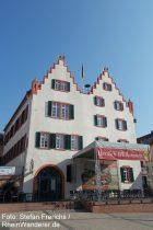 Oberrhein: Rathaus von Oppenheim - Foto: Stefan Frerichs / RheinWanderer.de
