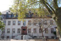 Oberrhein: Leininger Schloss von Guntersblum - Foto: Stefan Frerichs / RheinWanderer.de