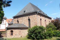 Oberrhein: Synagoge in Worms - Foto: Stefan Frerichs / RheinWanderer.de