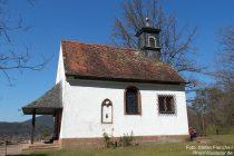 Pfälzerwald: Sankt-Michael-Kapelle bei Dahn - Foto: Stefan Frerichs / RheinWanderer.de