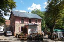 Mittelrhein: Forsthaus Heiligkreuz im Binger Wald - Foto: Stefan Frerichs / RheinWanderer.de