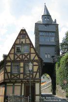 Mittelrhein: Steeger Tor - Foto: Stefan Frerichs / RheinWanderer.de