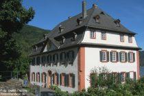 Mittelrhein: Pfarrhaus von Hirzenach - Foto: Stefan Frerichs / RheinWanderer.de