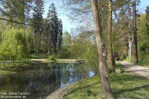 Mittelrhein: Marienberger Park in Boppard - Foto: Stefan Frerichs / RheinWanderer.de