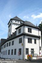 Mittelrhein: Kurfürstliche Burg in Boppard - Foto: Stefan Frerichs / RheinWanderer.de