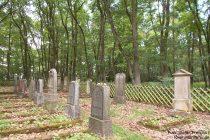 Mittelrhein: Jüdischer Friedhof bei Rhens - Foto: Stefan Frerichs / RheinWanderer.de