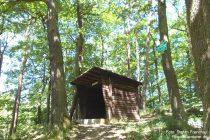 Mittelrhein: Rot-Weiss-Hütte - Foto: Stefan Frerichs / RheinWanderer.de