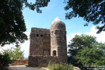 Mittelrhein: Aussichtspunkt Rossel am Niederwald - Foto: Stefan Frerichs / RheinWanderer.de