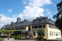 Mittelrhein: Jagdschloss Niederwald - Foto: Stefan Frerichs / RheinWanderer.de