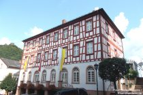 Mittelrhein: Rathaus von Lorch - Foto: Stefan Frerichs / RheinWanderer.de