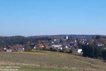 Mittelrhein: Blick auf Dörscheid - Foto: Stefan Frerichs / RheinWanderer.de