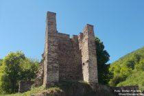 Mittelrhein: Weiherturm bei Steeg - Foto: Stefan Frerichs / RheinWanderer.de