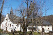 Inselrhein: Kloster Nothgottes - Foto: Stefan Frerichs / RheinWanderer.de
