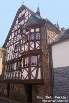 Mosel: Altes Rathaus von Moselkern - Foto: Stefan Frerichs / RheinWanderer.de