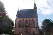 Inselrhein: Sankt-Michaels-Kapelle in Kiedrich - Foto: Stefan Frerichs / RheinWanderer.de