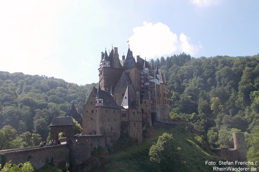Mosel: Burg Eltz - Foto: Stefan Frerichs / RheinWanderer.de