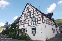 Mosel: Halfenhaus in Müden - Foto: Stefan Frerichs / RheinWanderer.de