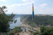 Mosel: Aussichtspunkt Hitzlay - Foto: Stefan Frerichs / RheinWanderer.de