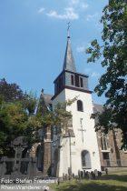 Mosel: Sankt-Nikolaus-Kirche in Oberfell - Foto: Stefan Frerichs / RheinWanderer.de