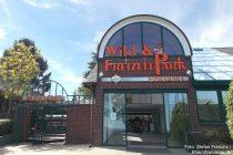 Mosel: Eingang zum Wild- und Freizeitpark Klotten/Cochem - Foto: Stefan Frerichs / RheinWanderer.de