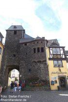 Mosel: Enderttor in Cochem - Foto: Stefan Frerichs / RheinWanderer.de