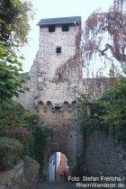 Mosel: Balduinstor in Cochem - Foto: Stefan Frerichs / RheinWanderer.de