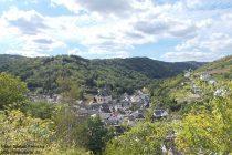 Mittelrhein: Blick auf Oberdiebach - Foto: Stefan Frerichs / RheinWanderer.de