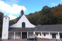 Eifel: Wallfahrtskirche Maria Martental - Foto: Stefan Frerichs / RheinWanderer.de