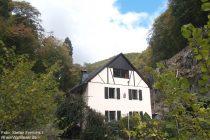 Eifel: Browels Mühle im Endertbachtal - Foto: Stefan Frerichs / RheinWanderer.de
