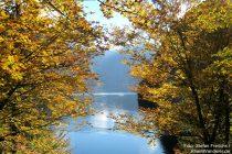 Berchtesgadener Land: Blick auf den Königssee - Foto: Stefan Frerichs / RheinWanderer.de