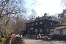 Pfälzerwald: Forsthaus Lindesmannsruhe - Foto: Stefan Frerichs / RheinWanderer.de