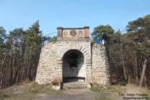 Pfälzerwald: Aussichtspunkt Kaiser-Wilhelm-Höhe - Foto: Stefan Frerichs / RheinWanderer.de