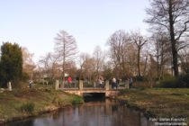 Pfälzerwald: Kurpark von Bad Dürkheim - Foto: Stefan Frerichs / RheinWanderer.de