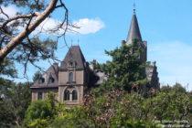 Mittelrhein: Schloss Liebeneck - Foto: Stefan Frerichs / RheinWanderer.de