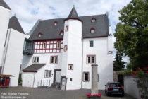 Mittelrhein: Nassau-Sporkenburger Hof in Niederlahnstein - Foto: Stefan Frerichs / RheinWanderer.de