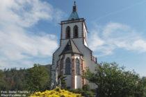 Mittelrhein: Allerheiligenbergkapelle bei Niederlahnstein - Foto: Stefan Frerichs / RheinWanderer.de