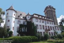Mittelrhein: Schloss Martinsburg in Oberlahnstein - Foto: Stefan Frerichs / RheinWanderer.de