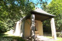 Pfälzerwald: Klausenkapelle bei Königsbach an der Weinstraße - Foto: Stefan Frerichs / RheinWanderer.de