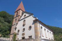 Pfälzerwald: Sankt-Johannes-Kirche in Königsbach - Foto: Stefan Frerichs / RheinWanderer.de