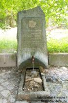 Mittelrhein: Brunnen im Bienhorntal - Foto: Stefan Frerichs / RheinWanderer.de