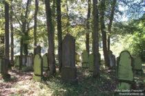 Mosel: Jüdischer Friedhof von Beilstein - Foto: Stefan Frerichs / RheinWanderer.de