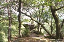 Pfälzerwald: Aussichtspunkt Hambacher Bergstein - Foto: Stefan Frerichs / RheinWanderer.de