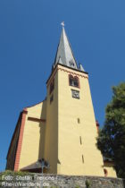 Mosel: Sankt-Katharina-Kirche in Senheim - Foto: Stefan Frerichs / RheinWanderer.de