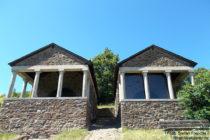 Mosel: Römische Grabkammern bei Nehren - Foto: Stefan Frerichs / RheinWanderer.de