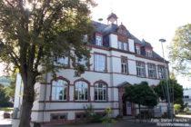 Odenwald: Neues Rathaus in Seeheim - Foto: Stefan Frerichs / RheinWanderer.de