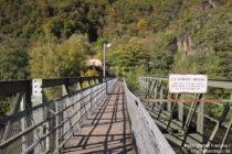 Mittelrhein: C.-S.-Schmidt-Brücke in Lahnstein - Foto: Stefan Frerichs / RheinWanderer.de