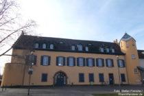 Inselrhein: Schloss Ardeck in Gau-Algesheim - Foto: Stefan Frerichs / RheinWanderer.de