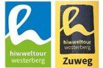 Markierungen der Hiwweltour Westerberg