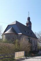 Hunsrück: Sankt-Josefs-Kapelle von Sargenroth - Foto: Stefan Frerichs / RheinWanderer.de